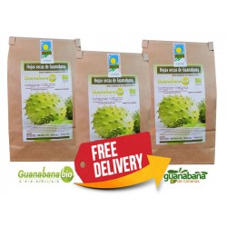 150 g. Soursop Leaves Guanabana Bio FREE EUROPE DELIVERY