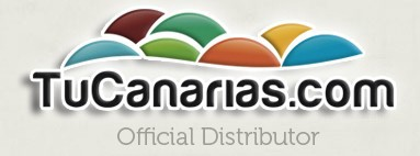 TUCANARIAS.COM · The Canary Islands Online Shop · www.TuCanarias.com