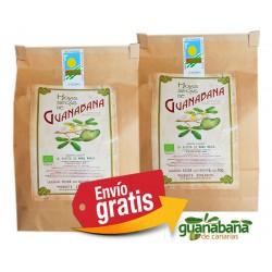 2x50g Hojas Guanabana Ecologicas Canarias