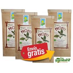 4x25g Hojas Noni Ecologico Canarias