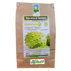 50 g. Soursop Leaves Guanabana Bio Canarias - Natural Dryed