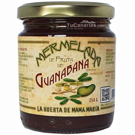 Mermelada de Guanabana de Canarias Ecologica 250g