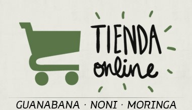 Hojas GUANABANA · NONI · MORINGA · STEVIA · TIENDA ONLINE