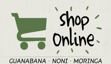 GUANABANA · NONI · Worldwide Online Shop